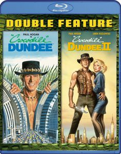 Crocodile Dundee/ Crocodile Dundee II Double Feature