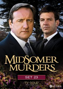 Midsomer Murders Set 23