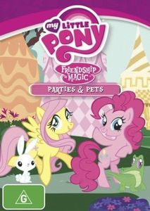 My Little Pony: Friendship Is Magic-Parties & Pets