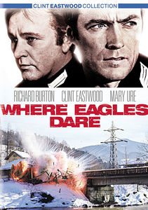 Where Eagles Dare [Widescreen] [Repackaged] [Eco Amaray]