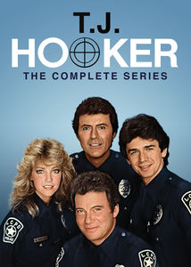 T.J. Hooker: The Complete Series