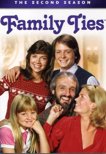 Family Ties: The Complete Second Season