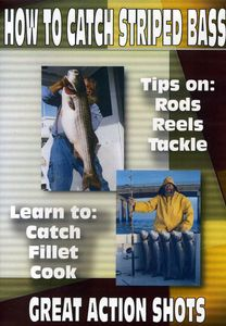 How to Catch Striped Bass