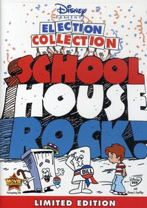 Schoolhouse Rock: The Election Collection [Full Frame] [Foil O-Sleeve]
