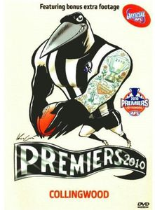 Afl Premiers 2010 Collingwood & St Kilda: The Deci