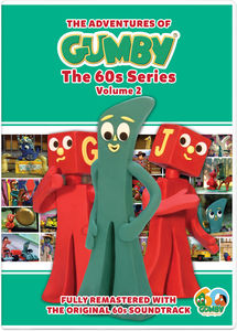 The Adventures of Gumby: The 60's Series Volume 2