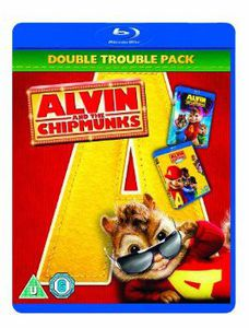 Alvin & the Chipmunks/ Alvin & the Chipmunks: Squea