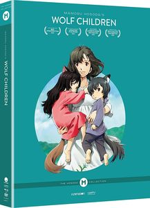 Wolf Children: Hosoda Collection