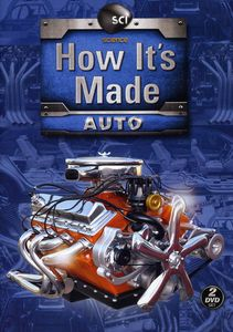How It's Made: Auto [2 Discs]