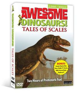 Awesome Dinosaurs: Tales of Scales