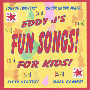 Eddy J's Fun Songs for Kids!