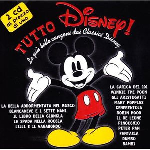 Tutto Disney Compilation /  Various [Import]