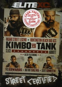 EliteXc: Street Certified - Kimbo Vs Tank [Widescreen] [2 Discs]