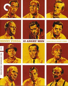 Criterion Collection: 12 Angry Men [Widescreen] [B&W]