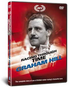 Racing Through Time Legends-Graham Hill