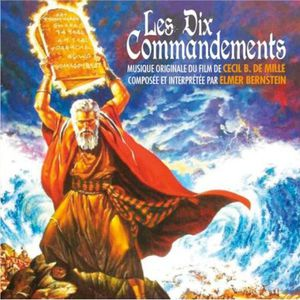 Ten Commandments (Original Soundtrack) [Import]