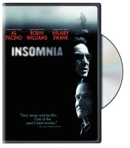 Insomnia [2002] [Widescreen] [Repackakged] [Eco Amaray]