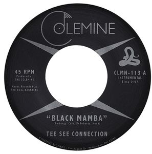 Black Mamba B/ W Take My Breath Away