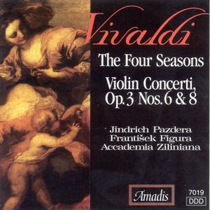 Four Seasons /  Concerti Op 3 Nos 6 & 8