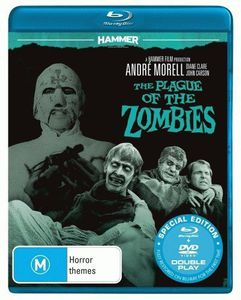 Hammer Horror-Plague of the Zombies [Import]