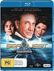 Seaquest: The Complete Season One [Import]