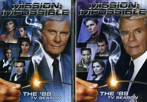 Mission: Impossible - The 88 and 89 TV Seasons 2-Pack [Full Frame] [Gft Set] [9 Discs]