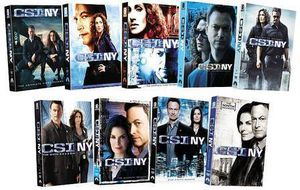 CSI: NY: Complete Series Pack