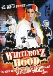 White Boyz in the Hood: Season 1