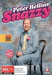 Peter Helliar-Snazzy