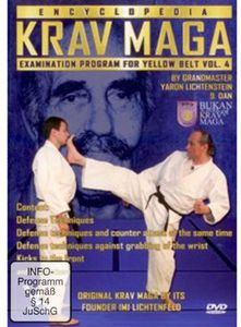 Vol. 4-Krav Maga Encyclopedia Examination Program