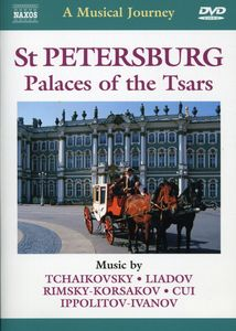 Musical Journey: St Petersburg Palaces of Tsars
