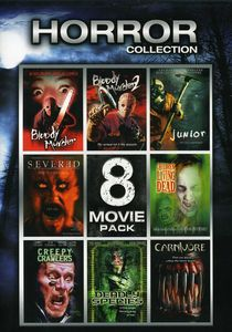 Horror Collection, Vol. 1 - 8 Movie Pack