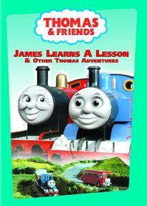 Thomas & Friends: James Learns a Lesson & Other Thomas Adventures