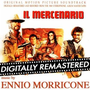 Il Mercenario (Original Soundtrack) [Import]