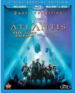 Atlantis: The Lost Empire /  Atlantis: Milo's Return