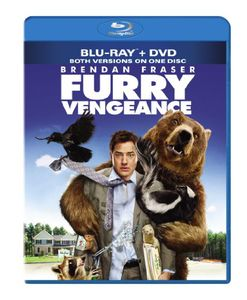Furry Vengeance [Widescreen] [Blu-Ray/ DVD Combo]