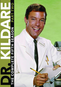 Dr. Kildare: The Complete Fifth Season
