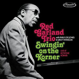 Swingin on the Korner: Live at Keystone Korner