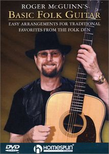 Basic Folk Guitar: Easy Arrangements Traditional