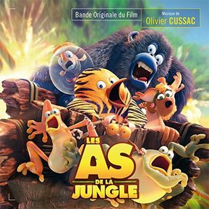 Les As De La Jungle (The Jungle Bunch) (Original Soundtrack) [Import]
