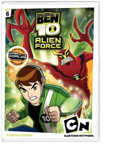 Ben 10: Alien Force: Volume 6