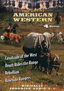 The Great American Western: Volume 23