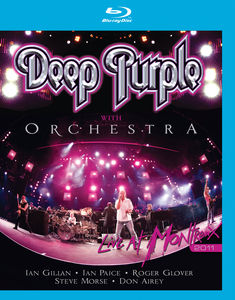 Deep Purple With Orchestra: Live in Montreux 2011
