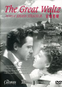 The Great Waltz [Subtitled] [B&W] [Import]