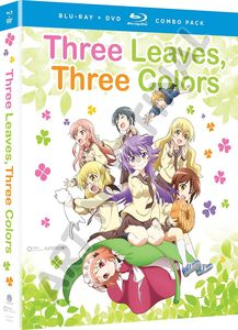 Three Leaves, Three Colors: The Complete Series