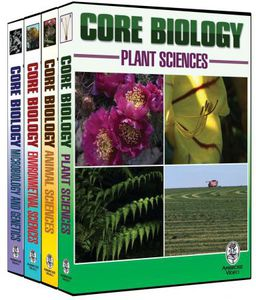 Core Biology: Plant Sciences/ Environmental Sciences/ Animal Sciences/ Microbiology and Gentics [Subtitles][Documentary]