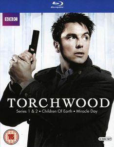 Torchwood: Series 1-4