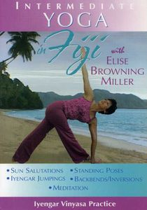 Intermediate Yoga In Fiji [Exercise]