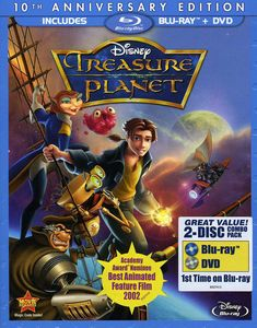 Treasure Planet: 10th Anniversary Edition