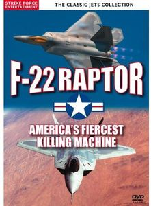 F22 Raptor: America's Fiercest Killing Machine [Import]